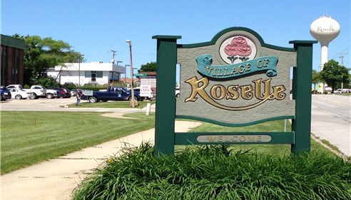 Located on Irving Park Rd and Springhill Rd. Serving Roselle, Illinois
