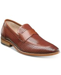 Image of Stacy Adams Men's Durand Moc Toe Slip-On Loafers