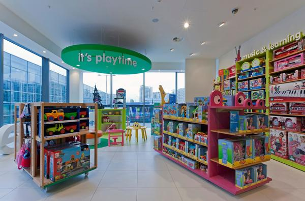 Mothercare westfield stratford ELC