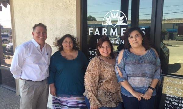 Meet the team! Yvonne, Arlene, and Fabiola.