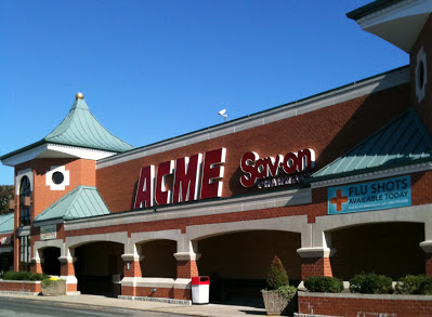 Acme Markets store front picture at 301 S Main St in Vineland NJ