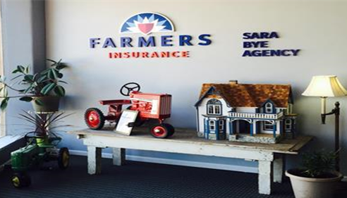 Farmers® branded all the way!