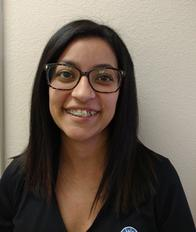 Photo of Jessica Hinojosa, Office Manager