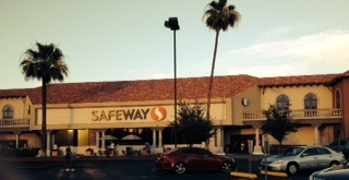 Safeway Store Front Picture at 10773 N Scottsdale Rd in Scottsdale AZ