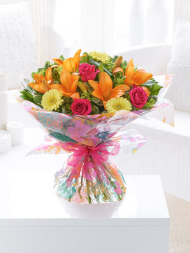 Image of Summer Sunshine Hand-tied