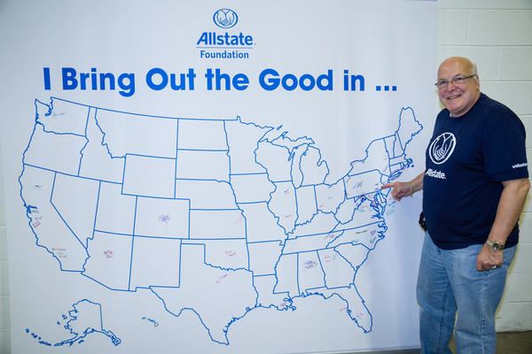 Neil J. Greco - Allstate Foundation Helping Hands®