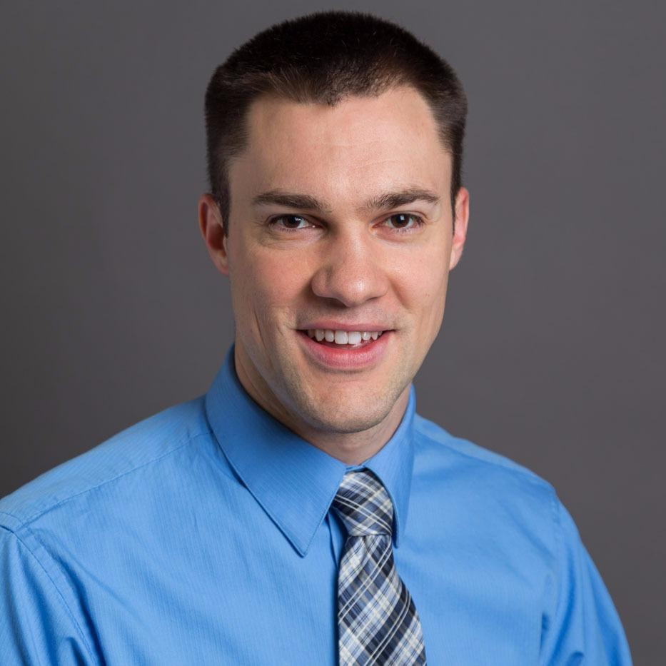 Headshot photo of Jared K Rowberry, DMD