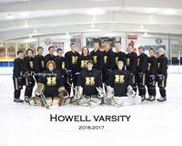 Howell High School Hockey Team