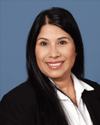 Maggie Garcia-Taylor, Insurance Agent