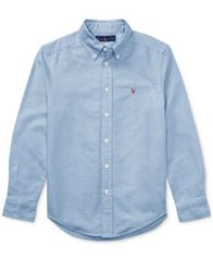Image of Ralph Lauren Boys' Blake Oxford Shirt