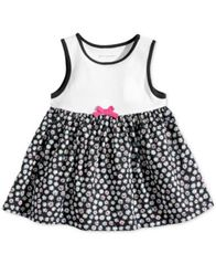 Image of First Impressions Baby Girls Printed Cotton Tunic, Created for Macy's