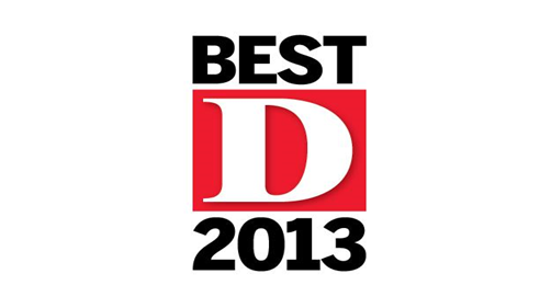 Voted One of D Magazine's Best Insurance Agents for 2013
