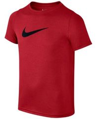 Image of Nike Dry-FIT Legend T-Shirt, Big Boys