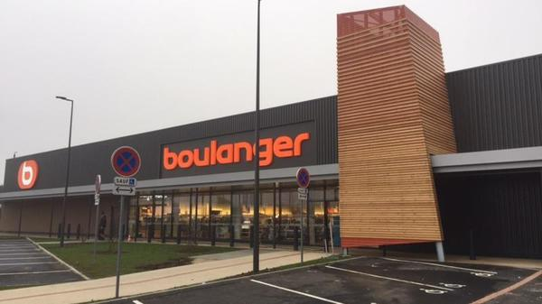 Photo du magasin Boulanger Bethune