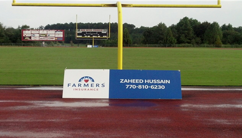 We are proud sponsors of the Loganville Red Devils!!