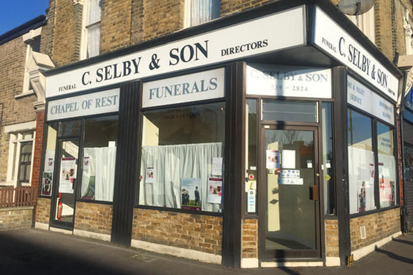 C Selby & Son Funeral Directors