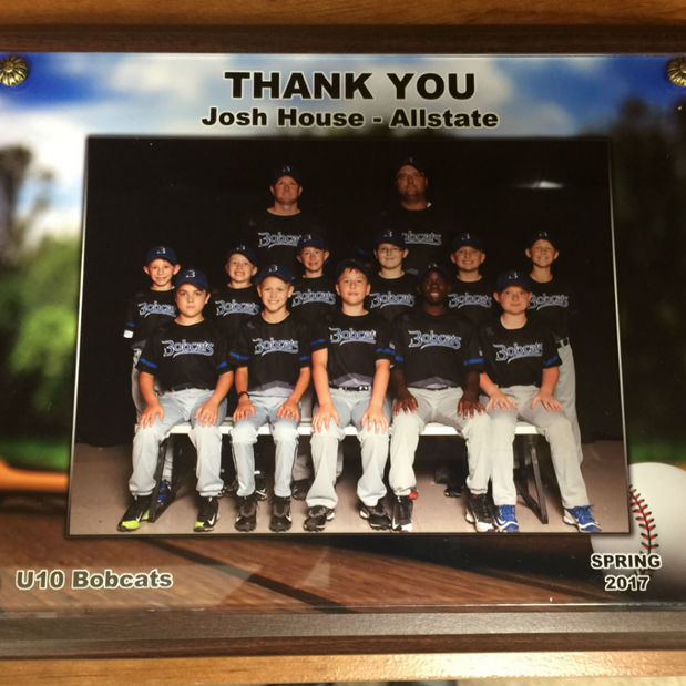 Josh House - We Proudly Support Bobcats Baseball