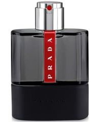 Image of Prada Men's Luna Rossa Carbon Eau de Toilette Spray, 3.4 oz