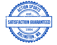We are proud to ensure many local businesses in the Arlington Area, including Action Sports.