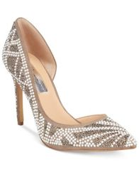 Image of I.N.C. Women's Kenjay d'Orsay Pumps, Created for Macy's