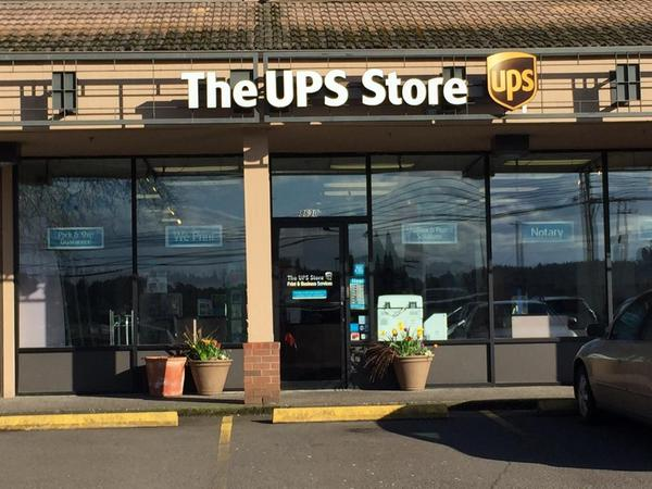 The Ups Store Ups Store By Washington Square Shipping Packing Printing And Mailboxes At 8630 Sw Scholls Ferry Rd In Beaverton Or