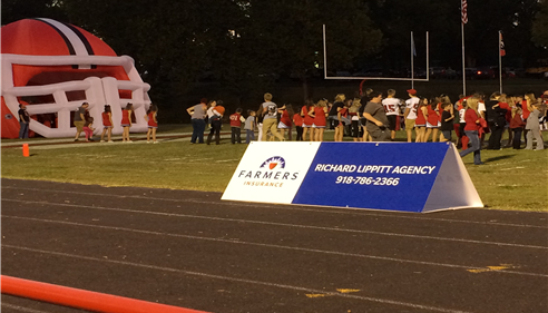 Proud sponsor of Grove High School Sports!