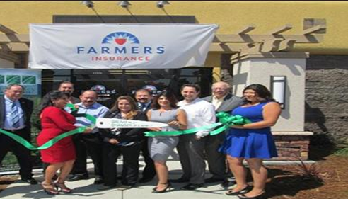 Ribbon Cutting Ceremony - Salinas Valley Chamber of Commerce at our new location