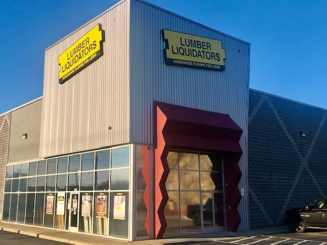 LL Flooring #1115 Providence | 1301 Bald Hill Road | Storefront