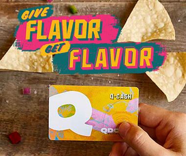 Flavor, Now in Gift Card Form Picture