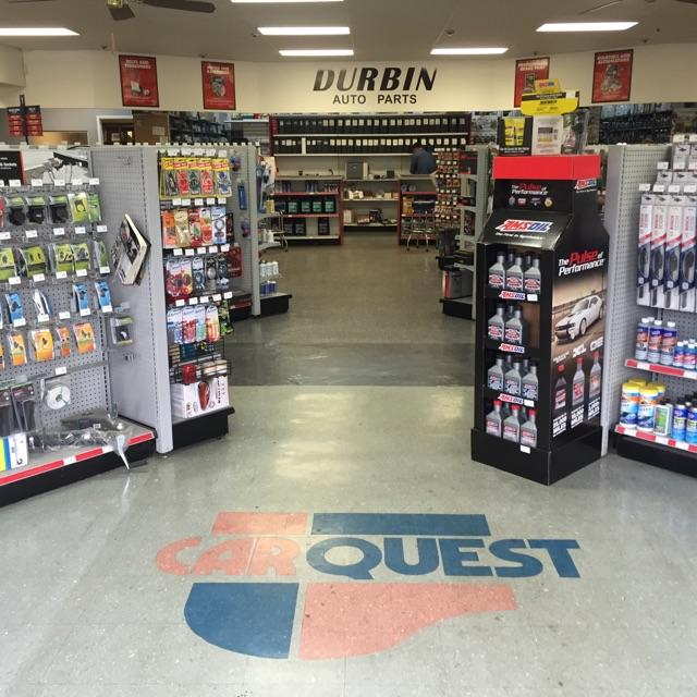 Carquest interior in Prattville Alabama
