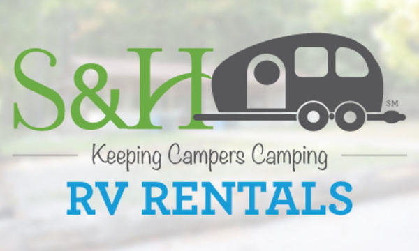 S & H RV Rentals.  Keeping Campers Camping