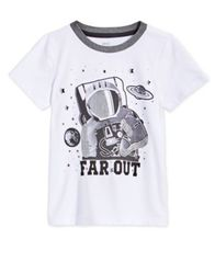 Image of Epic Threads Little Boys Graphic-Print T-Shirt, Created for Macy's