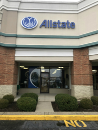 Allstate Agency Exterior