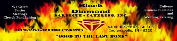 Black Diamond BBQ