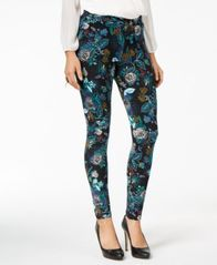 Image of Thalia Sodi Printed Leggings, Created for Macy's