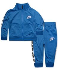 Image of Nike Baby Boys 2-Pc. Jacket & Pants Track Set