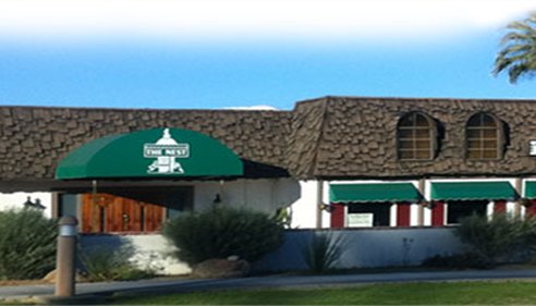 We proudly insure The Nest Restaurant - Indian Wells, California