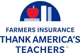 Farmers Insurance® Thank America's Teachers