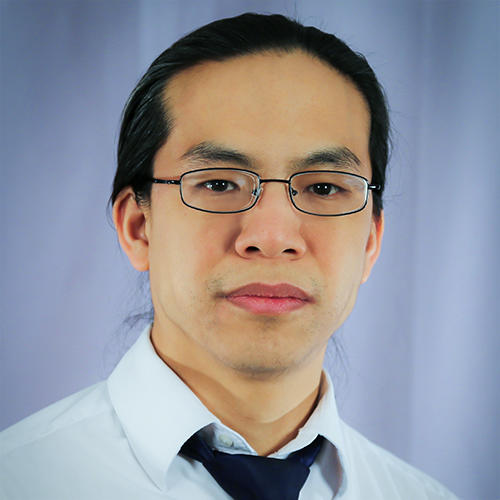 Headshot of Ronald Chin, MD