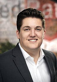 Aaron Schmitz Loan officer headshot