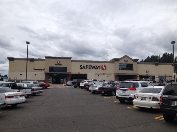 Safeway At 600 Franklin St Shelton WA