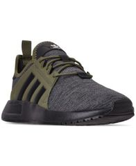 Image of adidas Boys' X_PLR Casual Sneakers from Finish Line