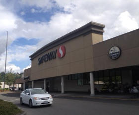 Safeway Store Front Picture at 411 Three Rivers Dr in Kelso WA