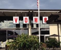 Vons Store Front Picture at 1040 Coast Village Rd in Montecito CA