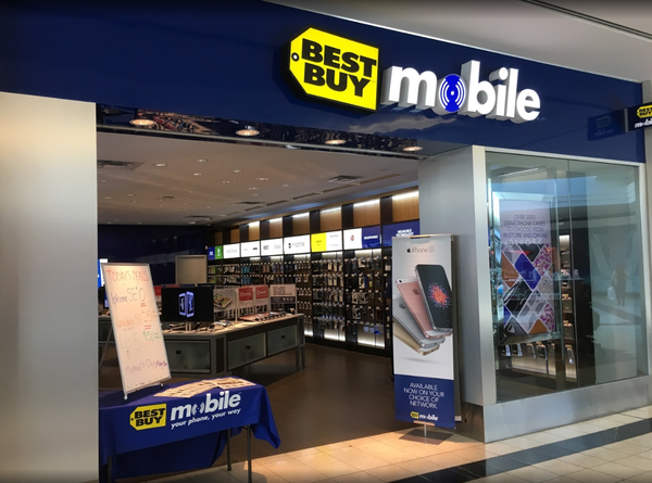 Best Buy Richmond Centre