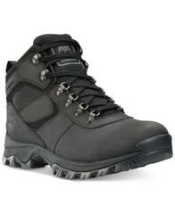 Image of Timberland Men's Mt. Maddsen Waterproof Hiking Boots