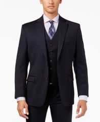 Image of Lauren Ralph Lauren Solid Ultraflex Classic-Fit Wool Jacket