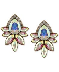 Image of Deepa Crystal Cluster Stud Earrings