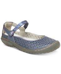 Image of JBU by Jambu Women's Bamboo Mary Jane Flats