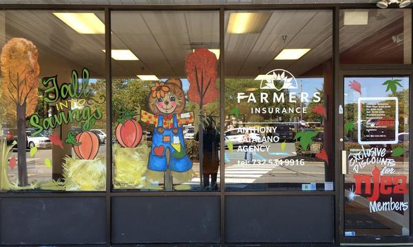 Our Fall 2016 Window!!